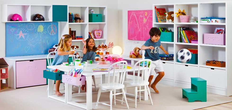 Ideas y casas muebles de melamine en ica indica per for Muebles infantiles modernos